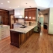 Photo by S.J. Janis Company, Inc.. Kitchen Remodel with Island - thumbnail