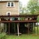 Photo by Care Free Homes Inc.. Sunroom - Before & After - thumbnail