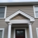 Photo by Care Free Homes Inc.. Vinyl Siding Before & After - thumbnail