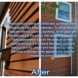 Photo by Exterior Medics, Inc.. Before and After Images - Alexandria Home - thumbnail