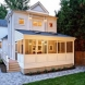 Photo by Tabor Design Build. Martineau New Screened Porch - thumbnail