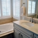 Photo by Lensis Builders Inc. Tranquil Master Bath Remodel - thumbnail