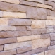 Photo by Hullco. Exteria Stacked Stone and Shake Siding - thumbnail