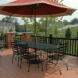 Photo by Breyer Construction & Landscape, LLC. Backyard Deck - thumbnail