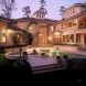 Photo by Hann Builders. exterior elevation, foyer, living room - thumbnail