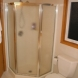 """Photo by DreamMaker of Orland Park. """"Before"""" & """"After"""" Master Bath Remodel - thumbnail"""