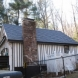 Photo by Classic Metal Roofs, LLC. Shake metal roofing, ma - thumbnail