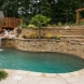 Photo by Lusk Pools. Custom Gunite  - thumbnail