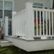 Photo by Custom Concepts Construction. Fiberon Horizons Deck, Slate Gray - thumbnail