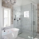 Photo by Case Design/Remodeling Inc. of DC Metro area. Samples of Bathroom Remodeling Projects - thumbnail