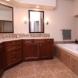 Photo by On Time Baths + Kitchens. Legend Oaks - Master Bath - thumbnail