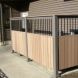 Photo by Breyer Construction & Landscape, LLC. Custom Privacy Fence - thumbnail