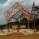 Photo by Lancaster County Timber Frames, Inc.. Lebanon VA Behavioral Health Building - thumbnail