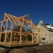 Photo by Lancaster County Timber Frames, Inc.. Addition to Stone Farmhouse - thumbnail