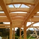 Photo by Lancaster County Timber Frames, Inc.. Mercersburg Residence - thumbnail
