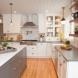 Photo by Advance Design Studio, Ltd. Sophisticated Nostalgia Kitchen in Deer Park - thumbnail