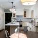 Photo by Schloegel Design Remodel. Kitchen Remodels - thumbnail