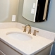 Photo by Hammer Design Build Remodel. Potomac, MD 20854: Guest Bathroom Remodel  - thumbnail