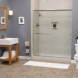 Photo by Erie Construction Midwest Inc. Low Step - Walk In Shower - thumbnail