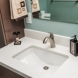 Photo by Habify. Miami Lakes Modern Micro Master Bath - thumbnail