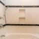 Photo by Habify. South Miami Classic Bathroom - thumbnail