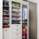 Photo by The Closet Works Inc.. Reach-In Closet - thumbnail