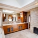 Photo by Case Design/Remodeling of San Jose. Mountain View Bathroom Remodel - thumbnail