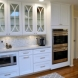 Photo by Lensis Builders Inc. White Kitchen Remodel in McLean, VA - thumbnail