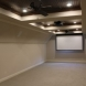 Photo by Jackson Construction, Inc.. Bonus Media room space - thumbnail