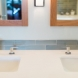 Photo by Case Design/Remodeling of San Jose. Master & Hall Bathroom Remodels - thumbnail