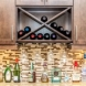 Photo by Habify. Small Miami Kitchen Remodel&Custom Bar - thumbnail