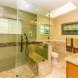 Photo by Habify. Pinecrest Rustic Transitional Bath - thumbnail