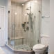 Photo by Hammer Design Build Remodel. Silver Spring, MD 20906: Contemporary Master Bathroom Remodel - thumbnail