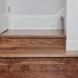 Photo by Bellweather Construction. Graduate Hospital, Philadelphia: Herringbone Floor, Walnut Stair, Accent Walls - thumbnail