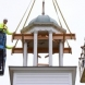 Photo by MN Reale Construction. 1803 Academy on the Green Bell Tower Restoration - thumbnail