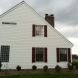 Photo by Custom Concepts Construction. James Hardie Arctic White Lap Siding - thumbnail