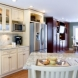Photo by DreamMaker of Greater Grand Rapids. Expanded Luxury Kitchen - thumbnail
