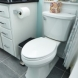 Photo by Criner Remodeling. Charming Bathroom Remodel in Yorktown, VA - thumbnail