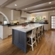 Photo by Allen Construction. Hope Ranch Kitchen - thumbnail