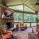 Photo by Atlanta Design and Build. Screen Porch - thumbnail
