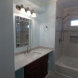 Photo by Carrington Construction. Small Bathroom Remodel and Siding   - thumbnail