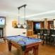 Photo by Atlanta Design and Build. Sports Bar Basement - thumbnail