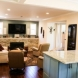 Photo by Jon R. Crase Construction, Inc.. Mountain View - Family Room Remodel - thumbnail