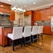 Photo by Celtic Custom Homes. Kitchens - thumbnail