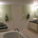Photo by Houseworks Unlimited, Inc.. Custom Master Bathroom Suite - thumbnail