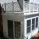 Photo by Houseworks Unlimited, Inc.. Sunroom Addition w/ Rooftop Sundeck - thumbnail