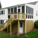 Photo by Houseworks Unlimited, Inc.. Screened Porch Washington Grove - thumbnail