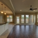 Photo by Manuel Builders. St. Michael Floor Plan with French Elevation - thumbnail