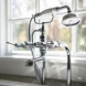Photo by Advance Design Studio, Ltd.. Farmhouse Master Bath in Barrington Hills - thumbnail