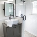 Photo by Advance Design Studio, Ltd.. Sweet Cottage Kitchen & Bath in Barrington Hills - thumbnail